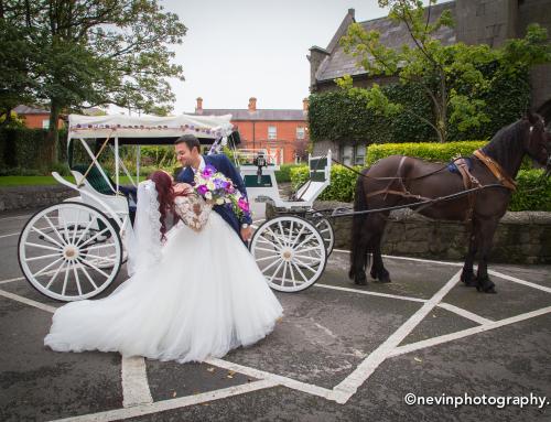 An American Castle Wedding – A Love Story in Clontarf Castle